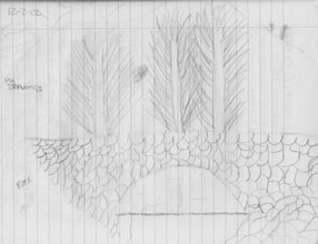drawing: bridge