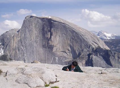 neng and half dome