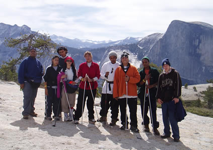 group by half dome