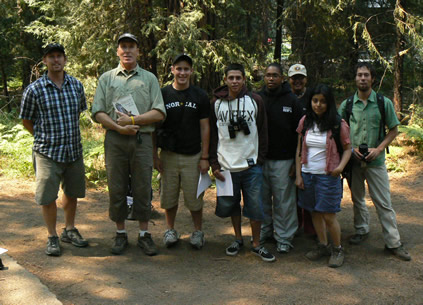 with Yosemite Association