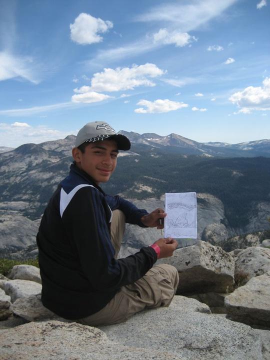 Salvador journaling