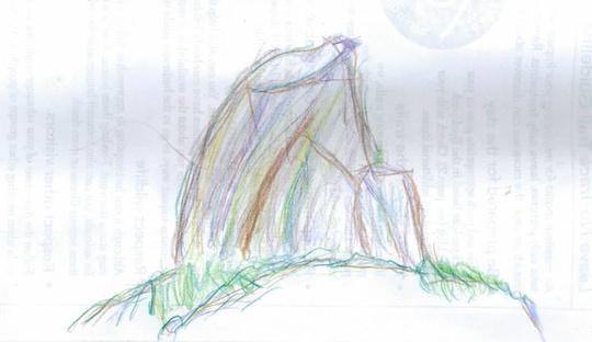Michael's Half Dome