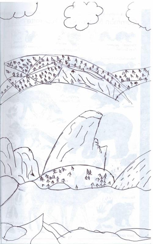 Salvador's Half Dome
