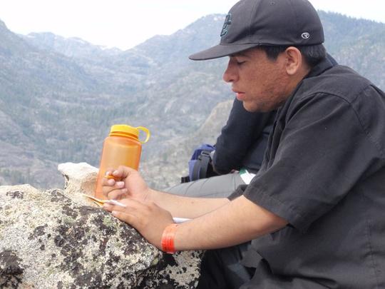 Jonathan Writing