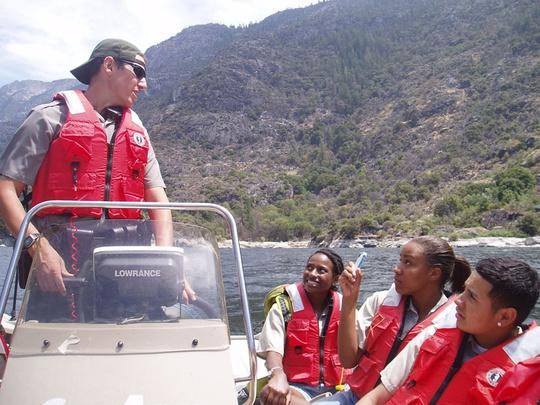 Jed Boat & Crew