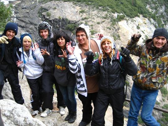 Yose Falls Group