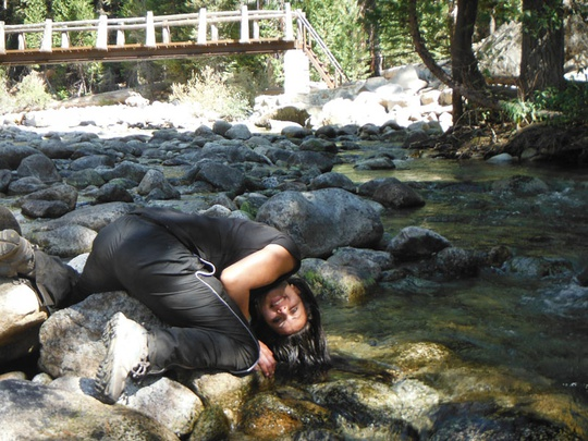 Patty Head in River