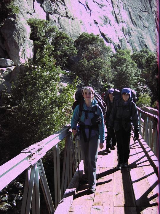 Sierra Lorena bridge