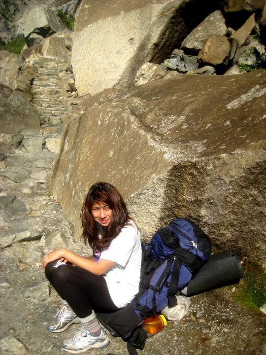 Maria Rock Trail