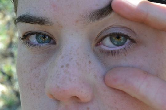 Molly Eyes
