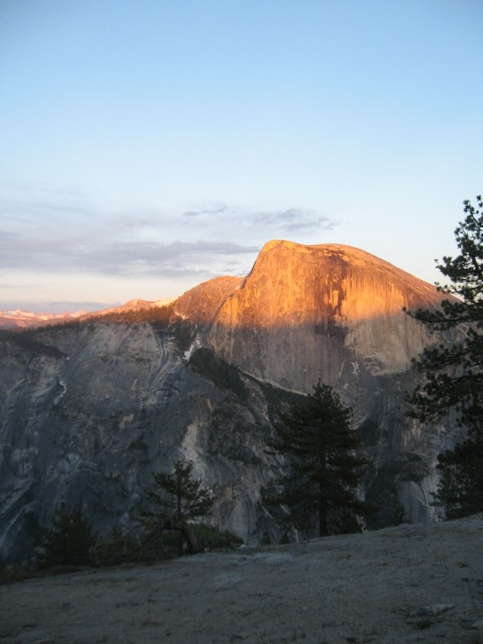 Group Half Dome