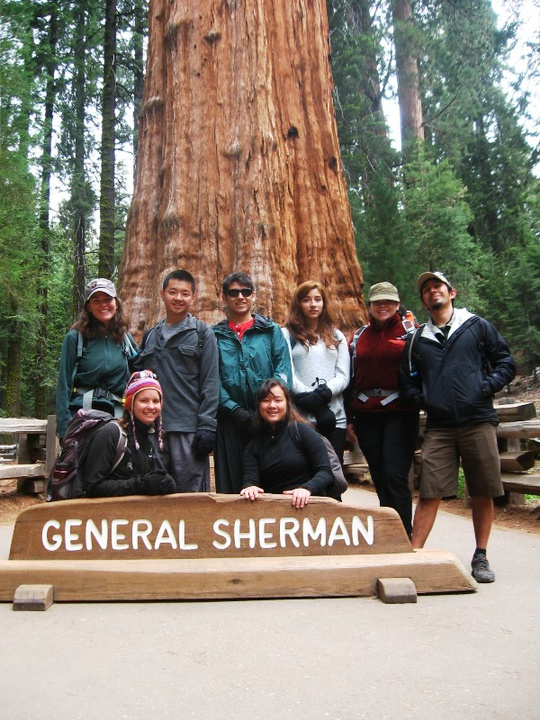 Group General Sherman