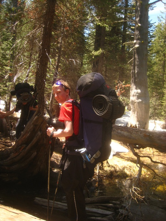 Daniel Backpacking