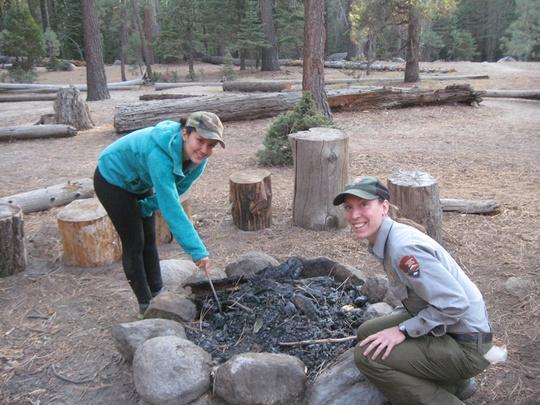 Cynthia Fire Pit Restoration