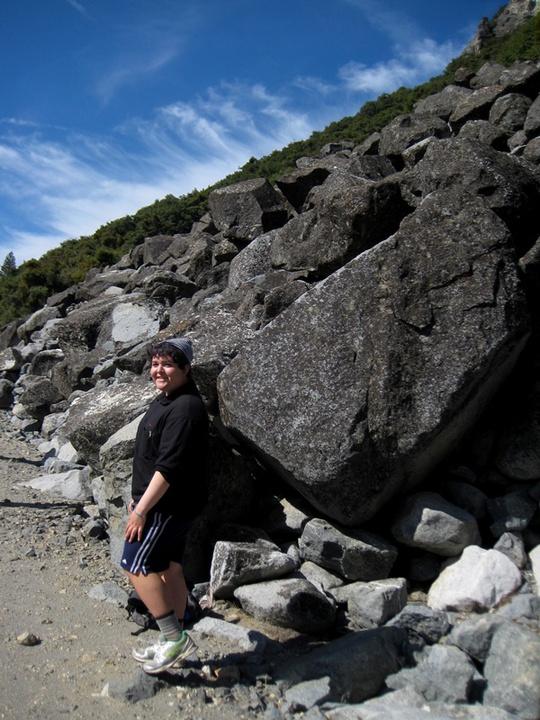 Emily Rocks