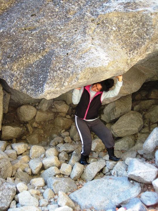 Emily Boulder