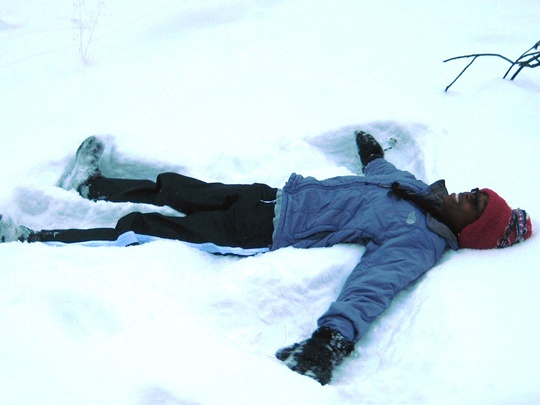 Shemariel Snow Angel