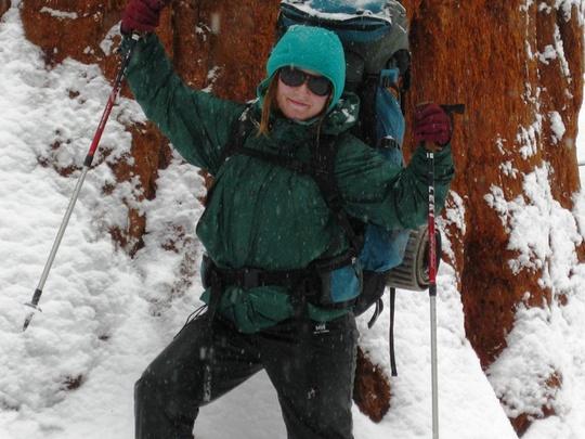 Adrianna Snow Poles