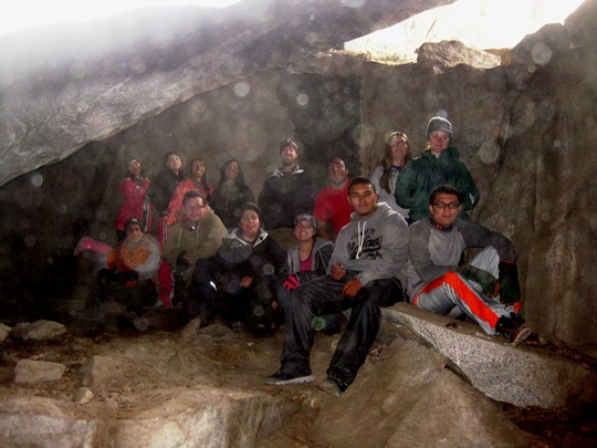 Group Cave