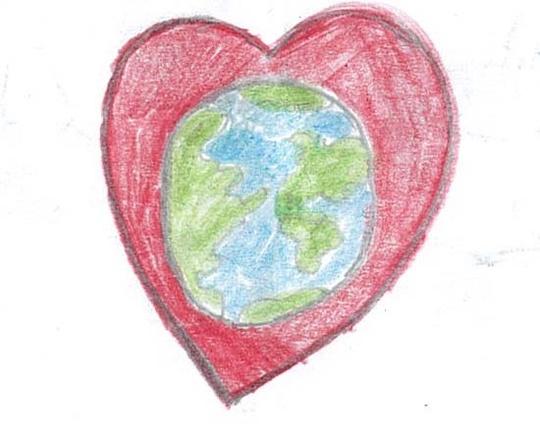 Jazzmin Earth Heart