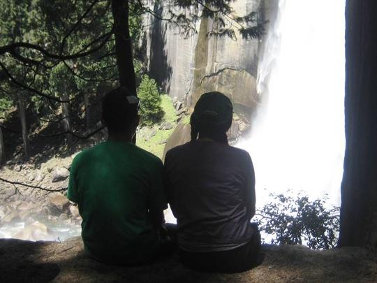 Jose Lupe Falls