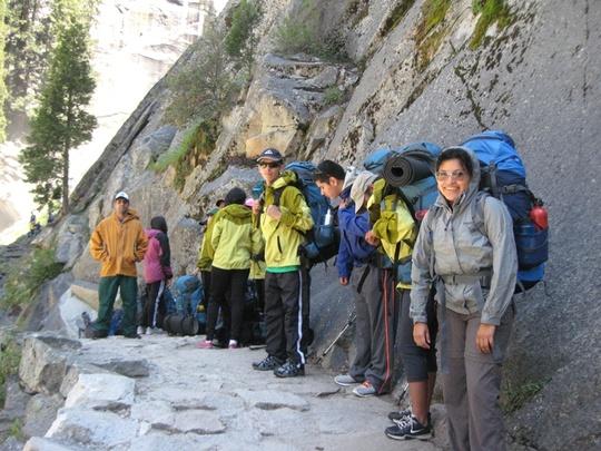 Jose Mist Trail
