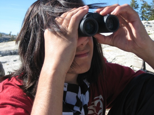 Chris Binoculars