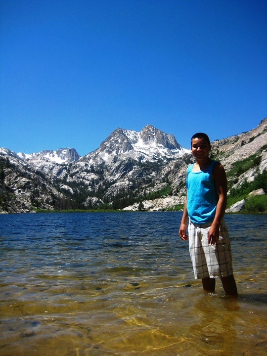 Omar Lake