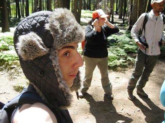 Lance Fur Hat
