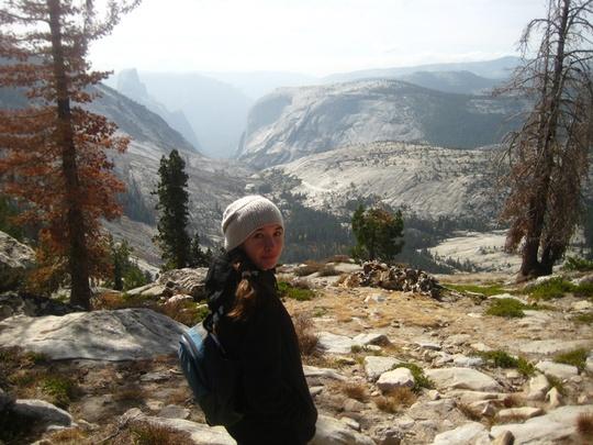 Erika Tenaya Canyon