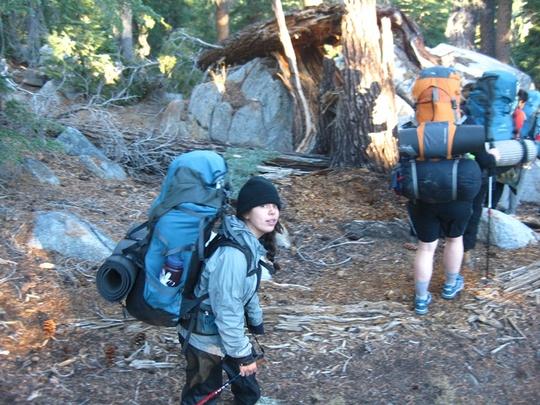 Citlalli Hiking