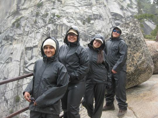 Turlock rain jackets