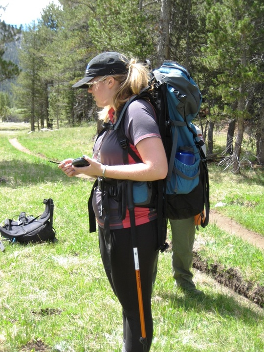 Amber GPS