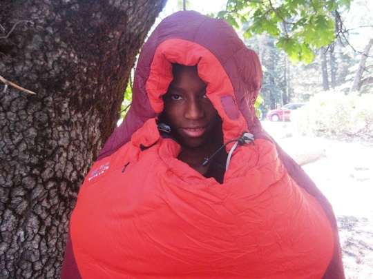 Daeshawn Sleeping Bag