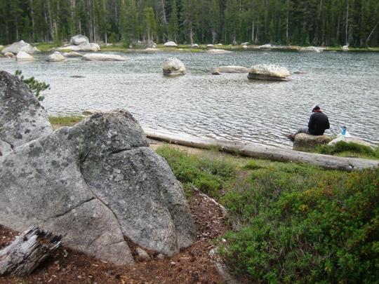 Teyjohn Lake