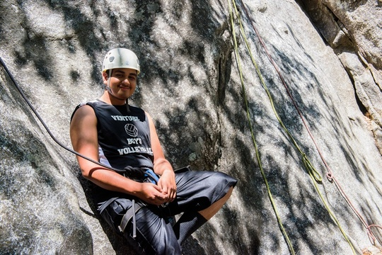 Fredo Rock Climbing
