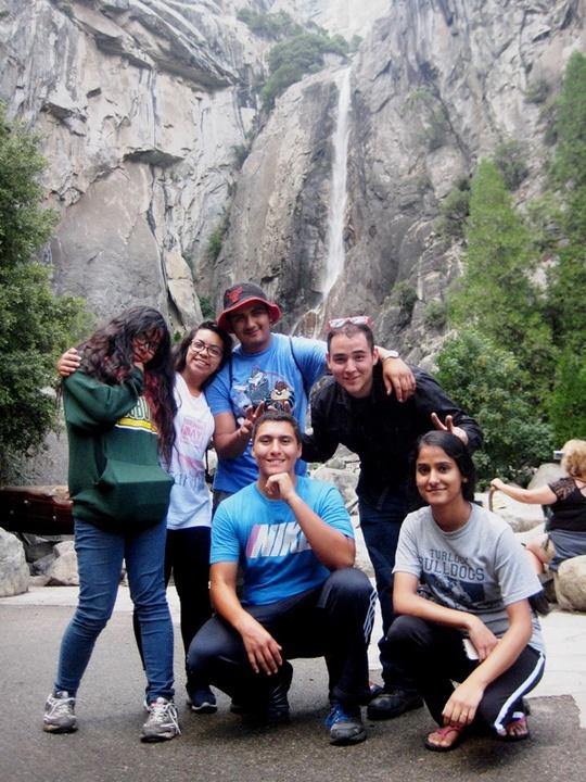 Fun at Falls
