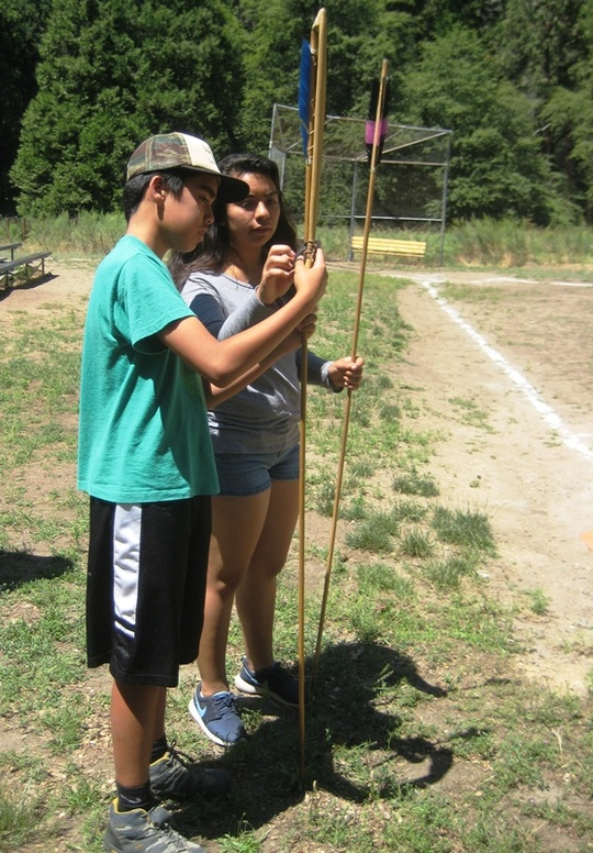 Teaching Atlatl