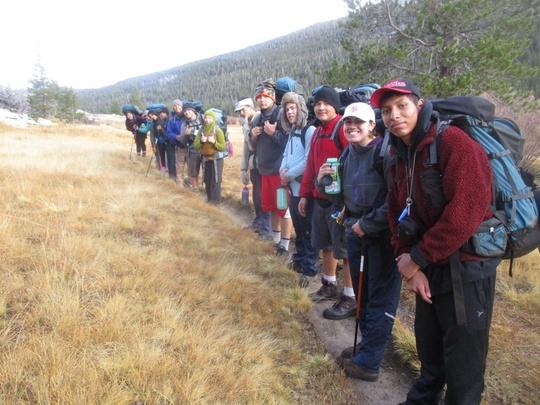 trail line