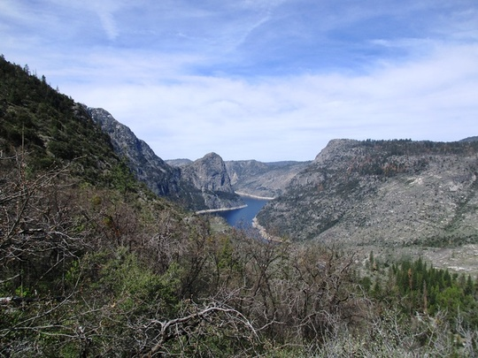 Group Hetchy View