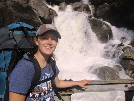 Stacey Waterfall