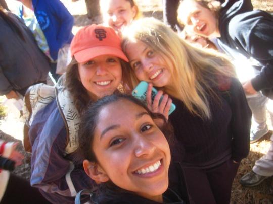 Sydney Group Selfie