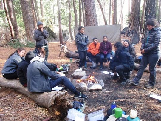 Mangas Campfire