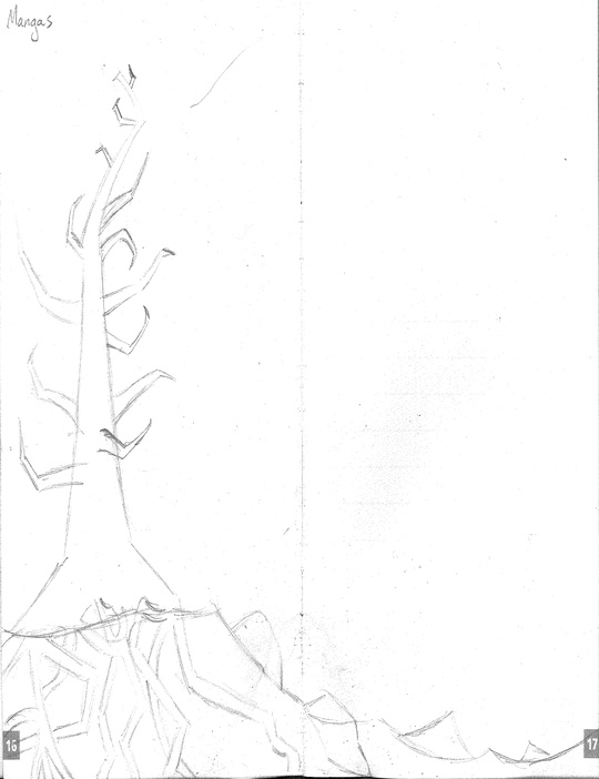 Mangas Drawing