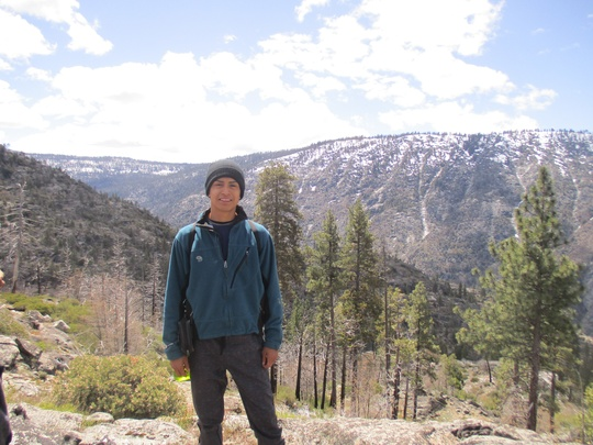 luis at lookout