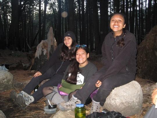 campfire friends